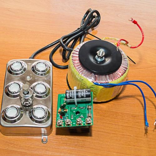 Модуль М6-4-48 + блок питания ТОР 300Вт