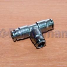 Соединение  Т-образное push lock