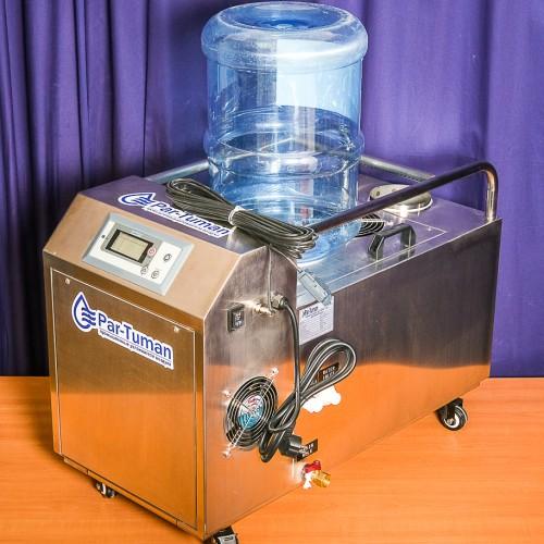 Промышленный увлажнитель воздуха ГТБ-1х110 НЕРЖ-14л