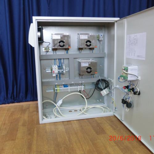 Шкаф управления ШУ-7