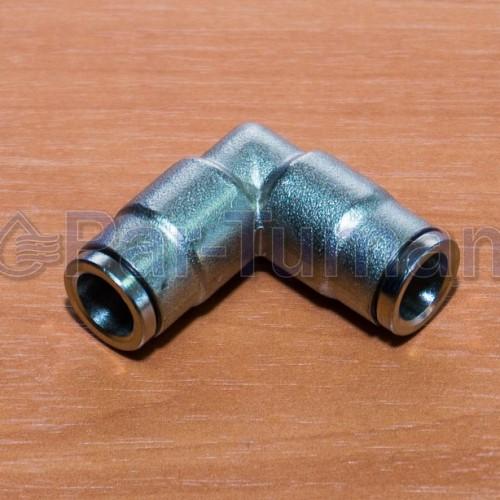 Соединение  L-образное push lock