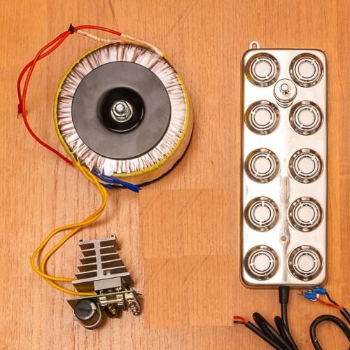 Комплект: Модуль М10-5-48  + ТОР 300Вт