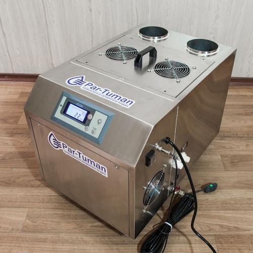 Промышленный увлажнитель воздуха ГТ-28-2-100 НЕРЖ