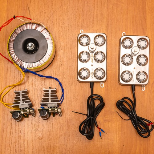 Модуль М6-4-48x2 + ТОР 600Вт