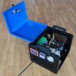 Форсуночный увлажнитель воздуха высокого давления К-4Т-9С